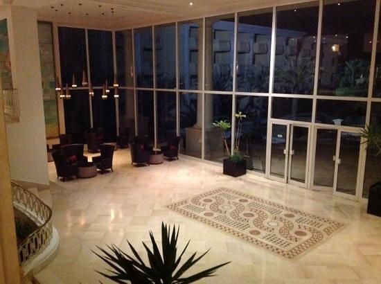Royal Thalassa Monastir: Lobby