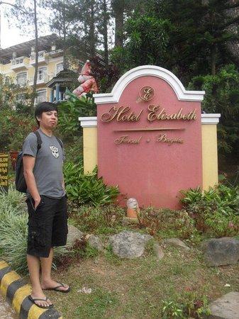 إليزابيث هوتل باجيو:                   One of the best places to stay in Baguio                 