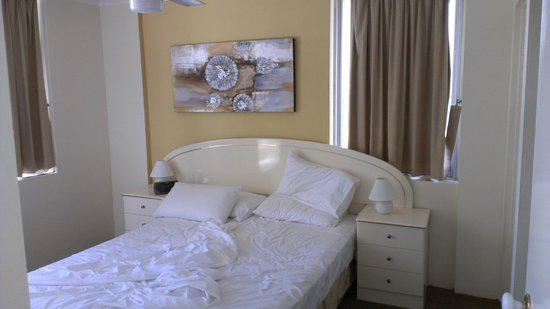 Kupari Boutique Apartments: Main bedroom