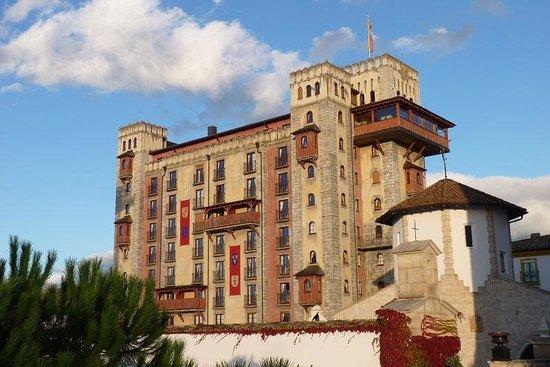 Hôtel Castillo Alcazar : Castillo Alcazar - Außenansicht
