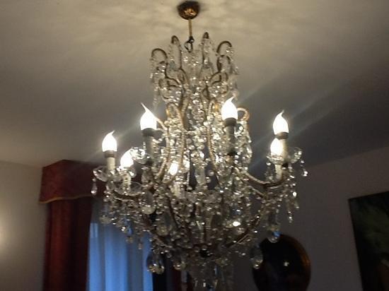 Aquavenice: il lampadario