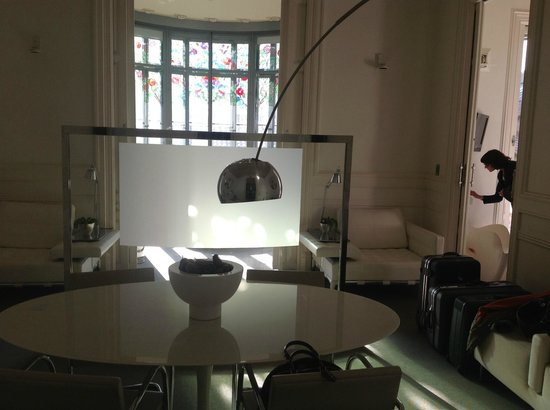 El Palauet Living Barcelona:                   dining room                 