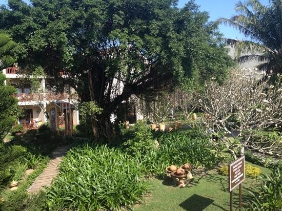Palm Garden Beach Resort & Spa:                   spa entry