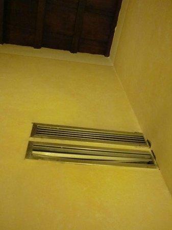Hotel Atlantic Palace: aire acondicionado