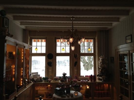 Sastaholm Hotell & Konferens:                   lobby