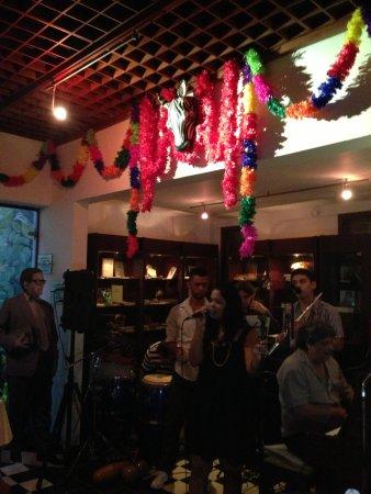 Restaurantes con música en vivo