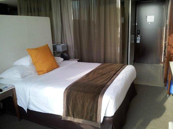 Centro Yas Island Abu Dhabi by Rotana:                   Room