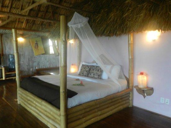 Portofino Beach Resort:                   Honeymoon Suite