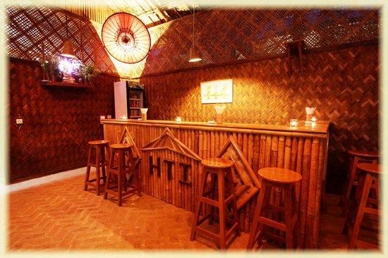 HTI Bar & Restaurant : Cocktail Bar