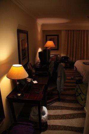 Kigali Serena Hotel: room view
