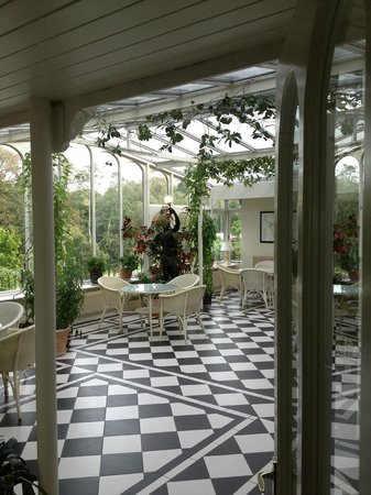 Ballymaloe House Hotel: atrium