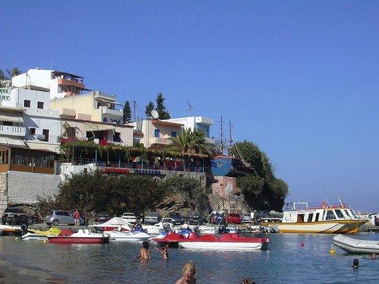 Hotelzmmer aparthotel sofia mythos beach for Appart hotel 63
