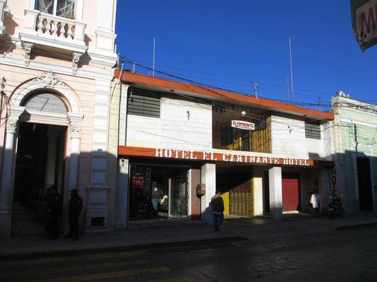 Hotel El Caminante