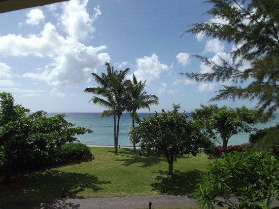 Le Meridien Ile Maurice :                   Rooms with a view