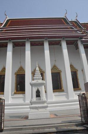 Wat Ratchanatdaram Woravihara (Loha Prasat): Loha Prasat
