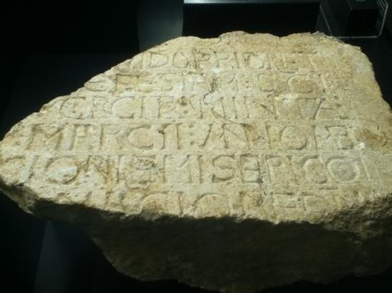 Archaeological Museum: epitaph