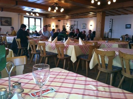 Hotel Gasthof Gross : el lugar es amplio y agradable!