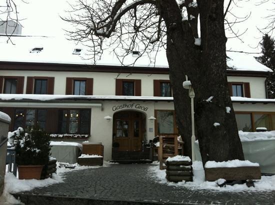 Hotel Gasthof Gross : bonito y acogedor!