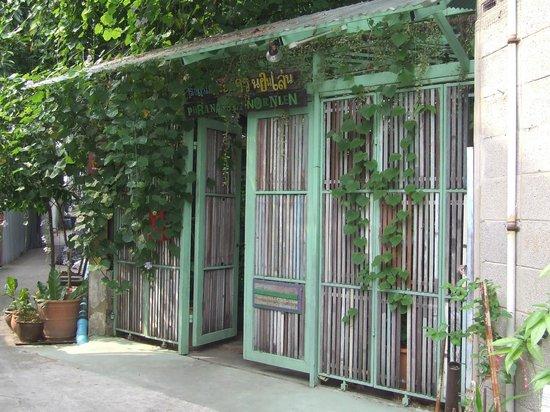Phranakorn-Nornlen Hotel: Entrée hôtel