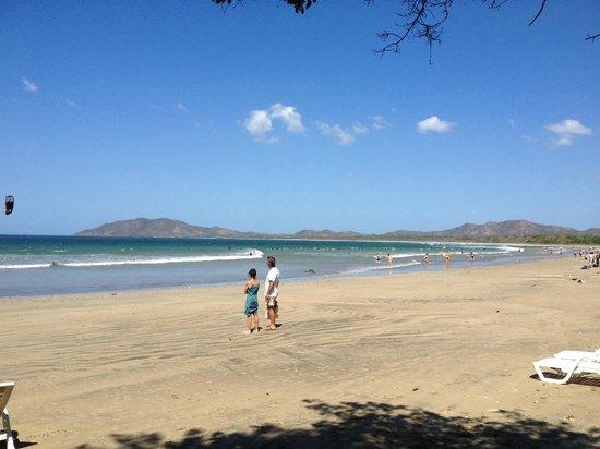 Hotel Mamiri:                   Tamarindo Beach