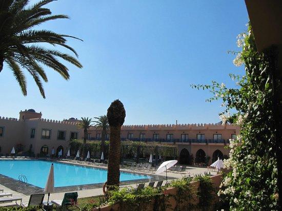 فندق وسبا أدم بارك مراكش: View from balcony