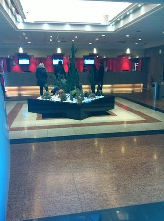 Ibis Milano Centro: hall