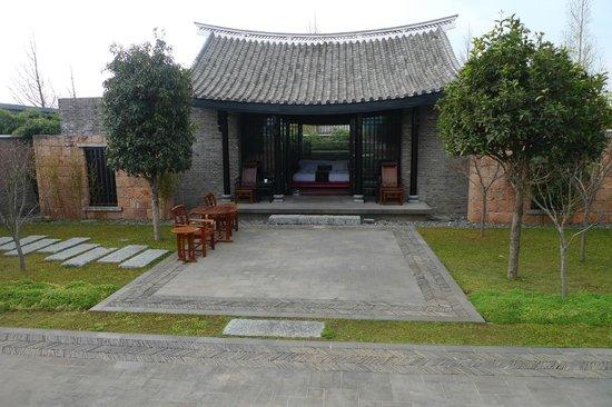 麗江悅榕莊酒店照片