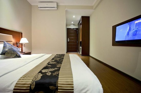 Kaani Beach Hotel: Room Interior