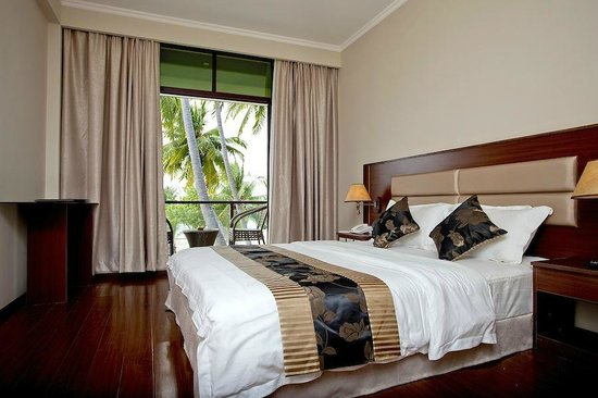 Kaani Beach Hotel: Deluxe Sea View Room