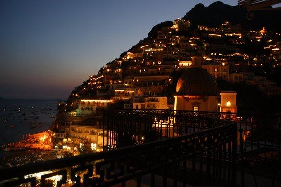 Hotel Buca di Bacco: Tramonto a Positano