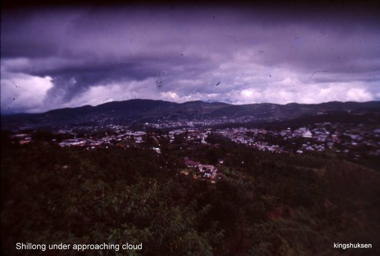 Shillong Peak: View from the top
