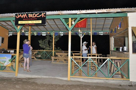 Jam Rock: Fun, casual environment