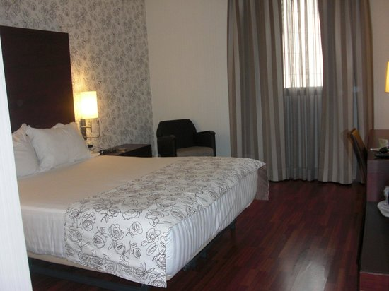 Hotel Gran Ultonia Girona:                   Habitación