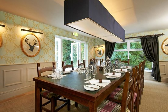 The Dundas Arms: Private dining room for 16