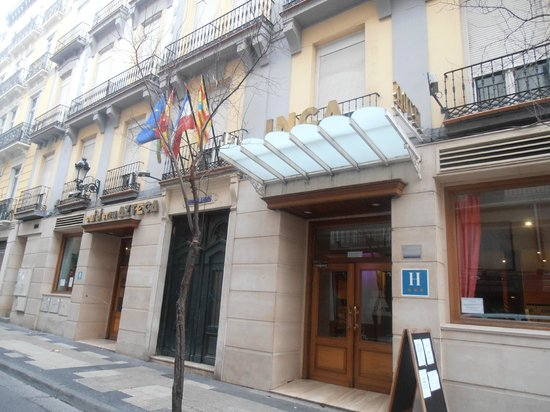 Inca: Ingresso Hotel