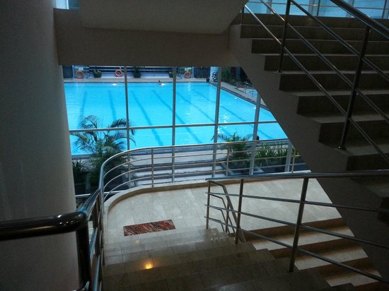 Pacific Palace Hotel:                   Pool