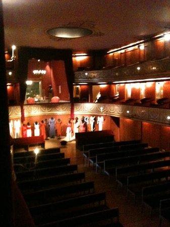 Teatermuseet i Hofteatret