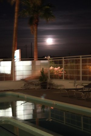 Sagewater Spa: A view to remember!