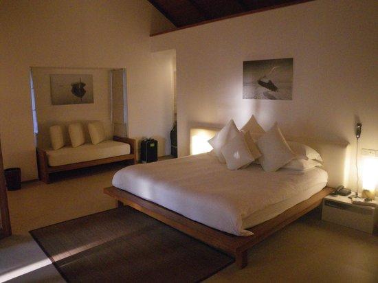 Maafushivaru: La Chambre
