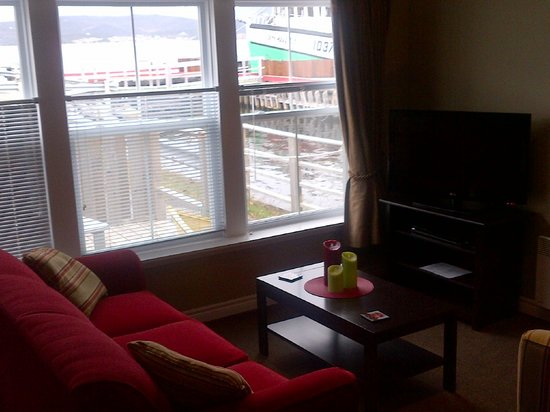 Seaside Suites Gros Morne Newfoundland: Lighthouse Suite