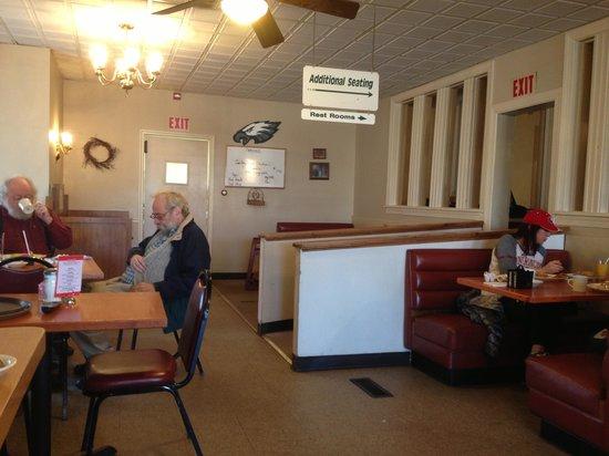 Claire S Restaurant Morgantown Pa
