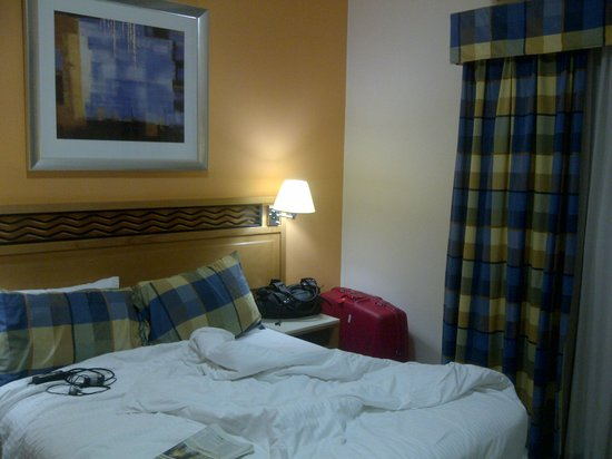 Golden Sands Hotel Apartments: Inner room