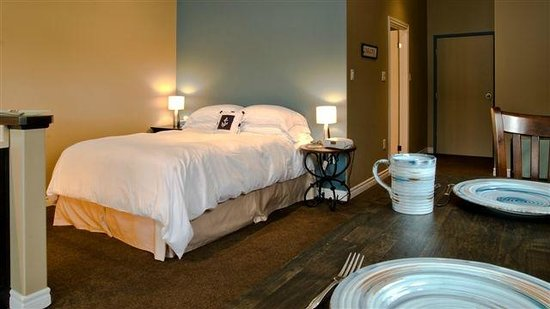 Seaside Suites Gros Morne Newfoundland: Gros Morne Suite