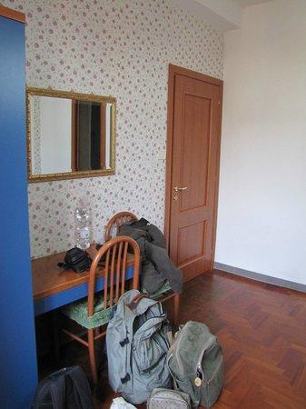 Bed and Breakfast Smart: cozy room