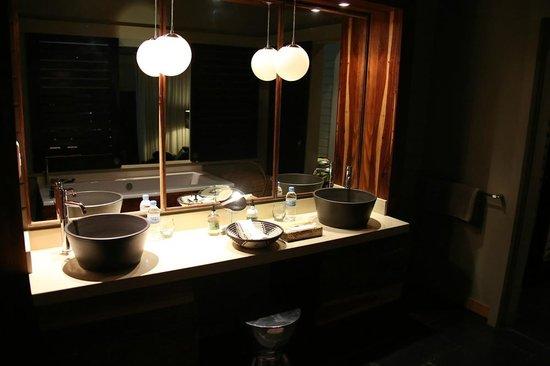 Nyungwe Forest Lodge: Bathroom