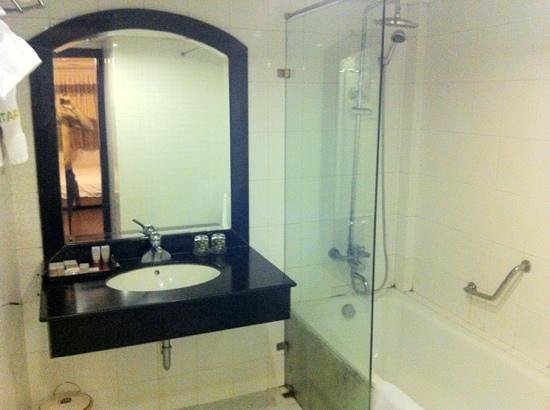 New Star Hotel Hanoi:                                     toilette