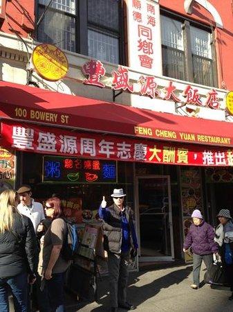 Feng Chen Yuan Restaurant : yepper!