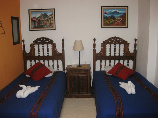 Hotel Casa Antigua :                   Room