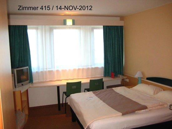 ไอบิสอินส์บรุค ฮอพท์บาห์นโฮฟ: Zimmer 415