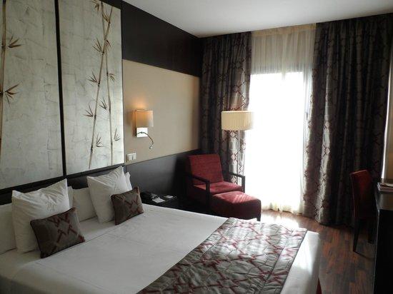 Hotel Paseo del Arte: chambre standard